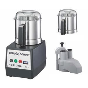 ロボクープ R-301UD [カッターミキサー(3.7L)](代引き不可)【送料無料】