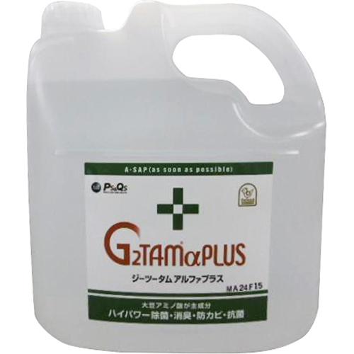 G2TAMαプラス 4L ポリ容器【int_d11】