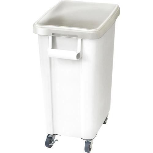 当店在庫してます! 材料保管容器 45L パッキン付 ホワイト リス(), Goodeal a3c428ac