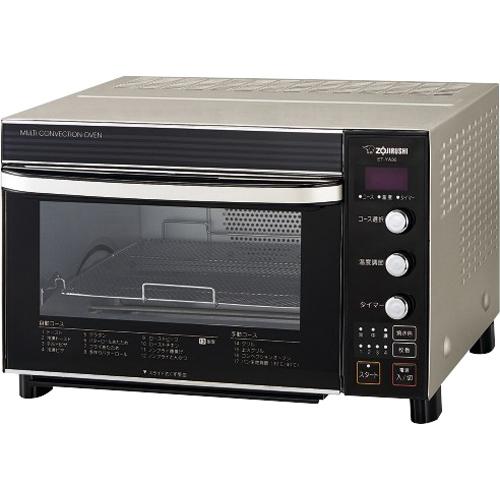 象印 マルチコンべクションオーブン ET-YA30-SZ プライムシルバー【送料無料】(代引不可)