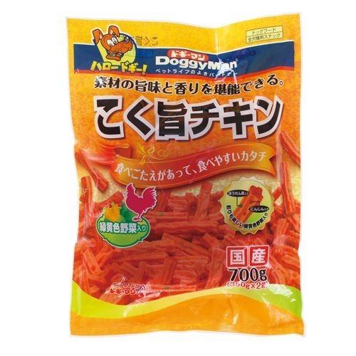 ドギーマン こく旨チキン 緑黄色野菜入り 350g×2袋 ドギーマンハヤシ【ポイント10倍】