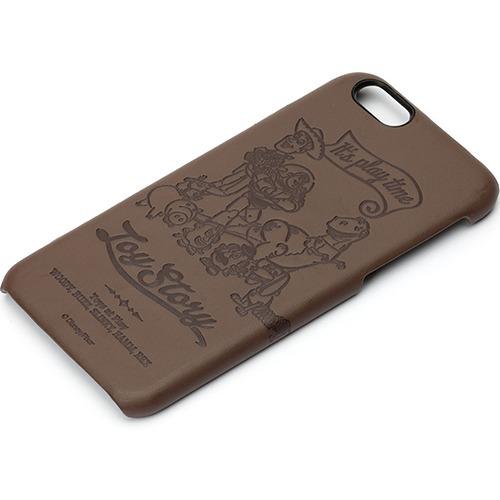 iPhone6s/6用 レザーケース トイ・ストーリー PG-DCS032TOY(1コ入)():リコメン堂