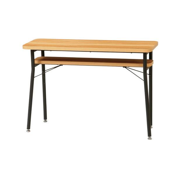 ダイニングカウンターテーブル ハイテーブル 幅100cm バーテーブル カウンターテーブル ラウンドテーブル カフェテーブル(代引不可)【送料無料】