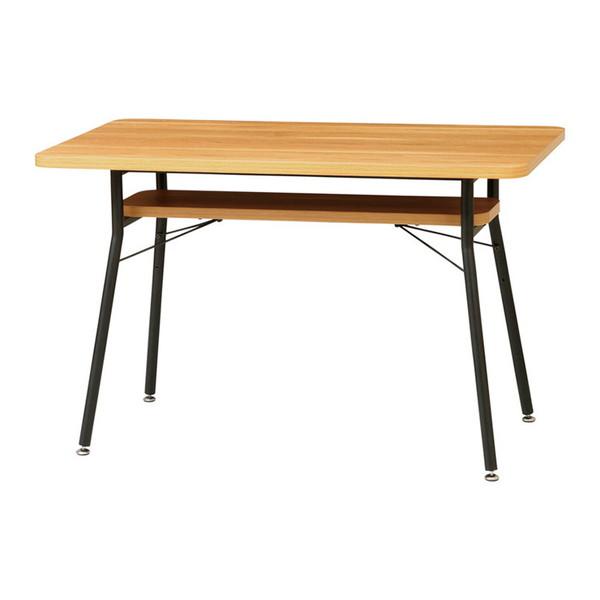 ダイニングテーブル 幅100cm 奥行60cm 高さ68cm 食卓テーブル ダイニング テーブル アンティーク調 おしゃれ 北欧(代引不可)【送料無料】