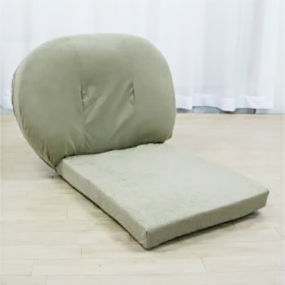 リクライニング座椅子 アキレス achilles うたた寝座いす 日本製 kutsuraku 寝返り ソファ ローソファ シングル ローテーブル(代引不可)【送料無料】