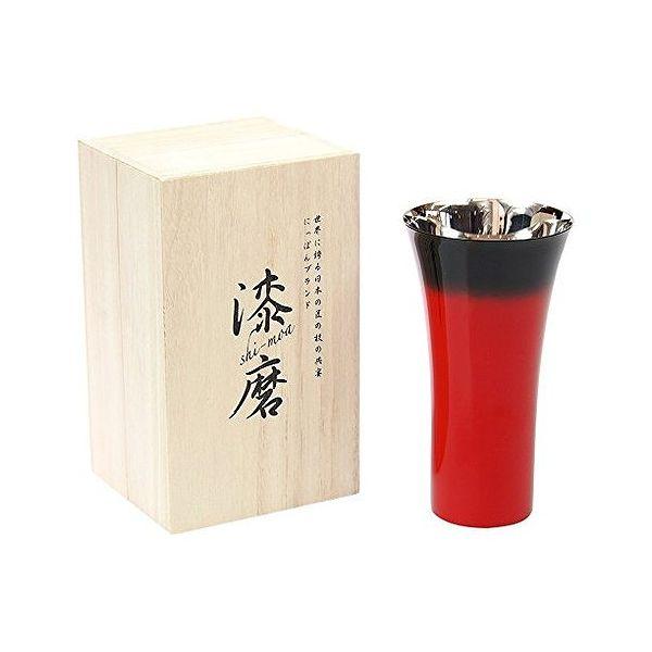 アサヒ こだわりの極み 食楽工房 シングルカップL赤彩 SCS-L602【送料無料】