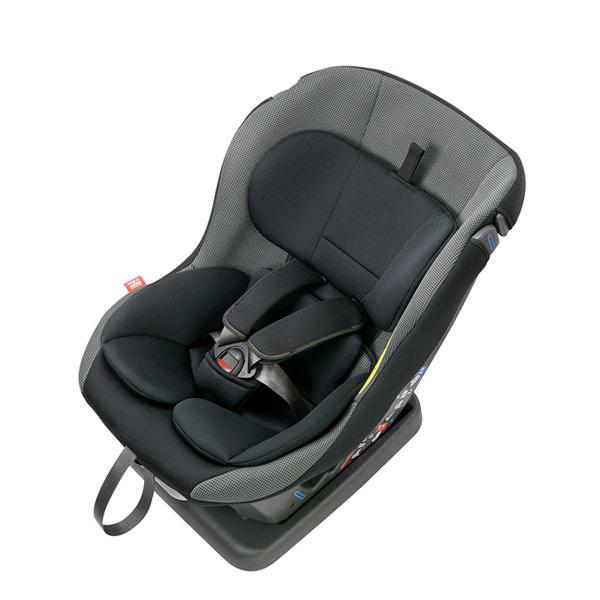 リーマン チャイルドシート CD003 ネディアップ グレー シートベルト取付方式【送料無料】