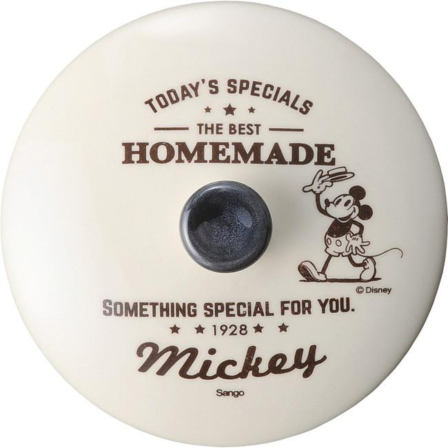 ディズニー グリル&キッチン 片手グリルパン14cm ミッキー 調理用品 3239-01(代引不可)