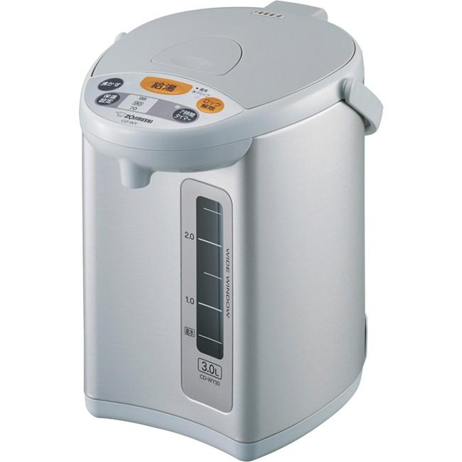 象印 電動給湯ポット3L ポット・電気ケトル CD-WY30-HA(代引不可)