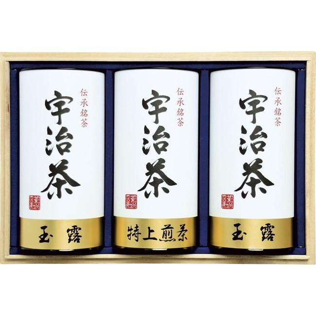 【返品・キャンセル不可】 宇治茶詰合せ(伝承銘茶) 日本茶 LC1-201(代引不可)