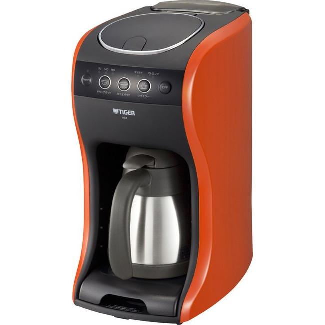 タイガー カフェバリエ コーヒーメーカー(540ml) 電気調理器具 ACT-B040DV(代引不可)