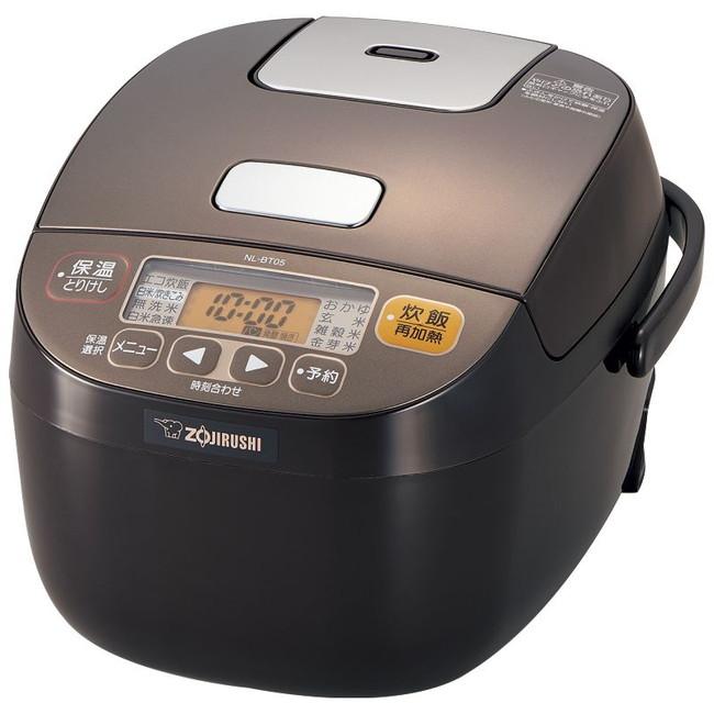 象印 マイコン炊飯ジャー3合炊き 電気調理器具 NL-BT05(代引不可)