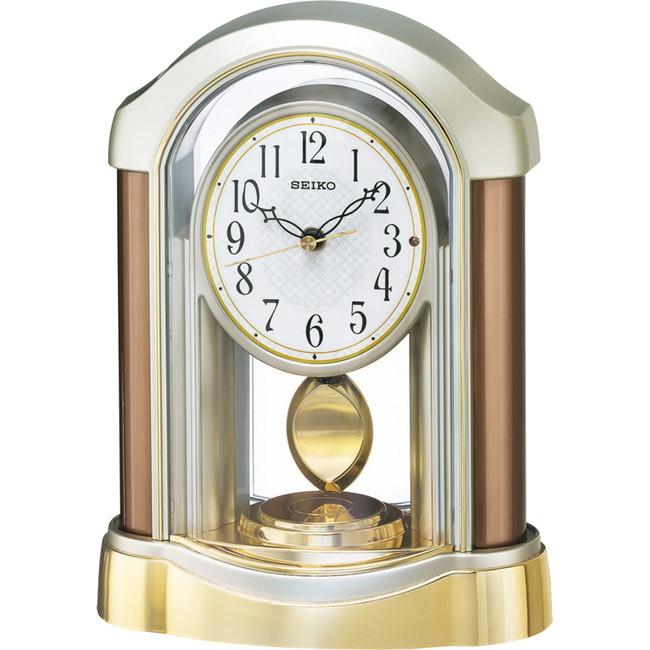 セイコー 電波置時計 置時計 BZ238B(代引不可)