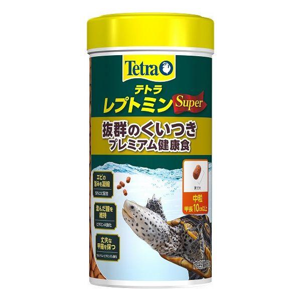 スペクトラムブランズジャパン テトラ レプトミンスーパー中粒 80g 大規模セール 爬虫類 上等 エサ えさ ペット フード ペットフード 餌