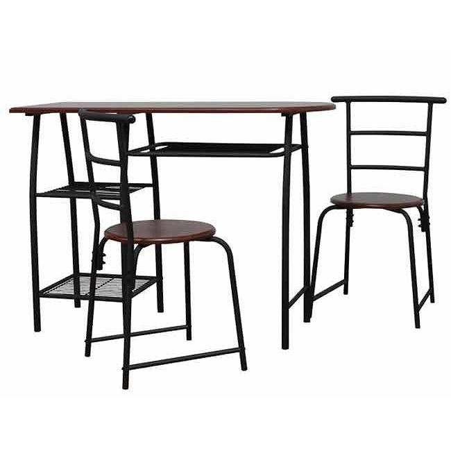 ダイニングテーブルセット カウンターテーブル SET バーテーブル シンプル おしゃれ インテリア オシャレ(代引不可)【送料無料】