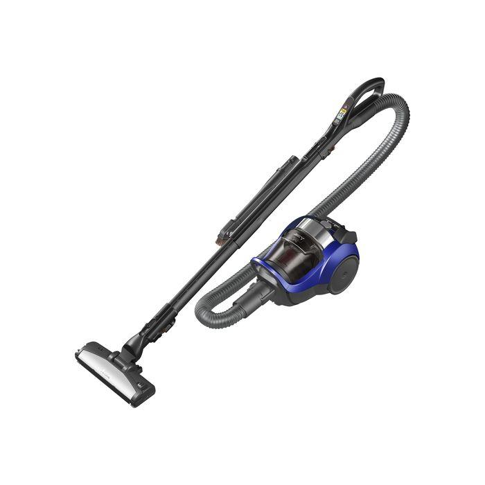 三菱電機 サイクロン式クリーナー 掃除機 Be-K(ビケイ) TC-EXF10P-A メタリックブルー【送料無料】