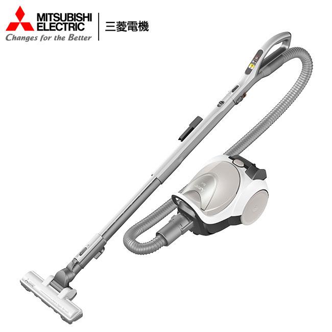 三菱 MITSUBISHI 紙パック式掃除機 Be-K TC-FJ2X-C アイボリー クリーナー 家庭用 掃除機【送料無料】