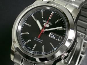 セイコー 腕時計 メンズ 5 SEIKO SNKE53J1 自動巻き FIVE 時計