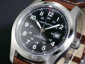 ハミルトン HAMILTON 腕時計 カーキフィールド オート H70555533H2【送料無料】
