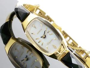 グランドール 腕時計 バングルタイプ レディース ESD011GO