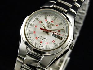 セイコー 5 SEIKO ファイブ 腕時計 時計 自動巻き レディース SYMC21K1