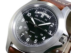 HAMILTON ハミルトン 腕時計 時計 カーキキング H64451533H2【送料無料】