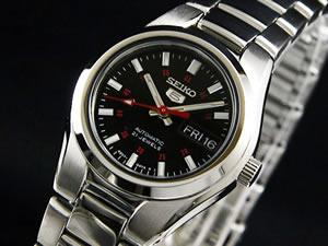 セイコー 5 SEIKO ファイブ 腕時計 自動巻き レディース SYMC27K1