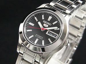 セイコー 5 SEIKO ファイブ 腕時計 時計 自動巻き レディース SYMD95K1