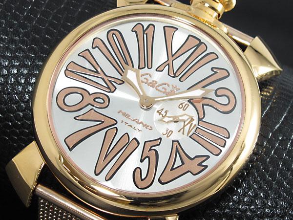 ガガミラノ GAGA MILANO 腕時計 5081.2 GD【送料無料】