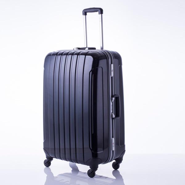 マンハッタン エクスプレス フリーク スーツケース 53-20031 ブラック 代引不可