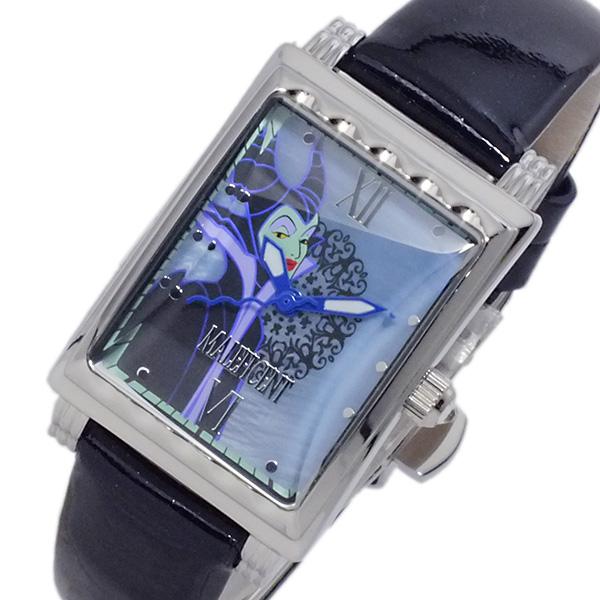 ディズニーウオッチ Disney Watch マレフィセント レディース 腕時計 時計 MK1208B