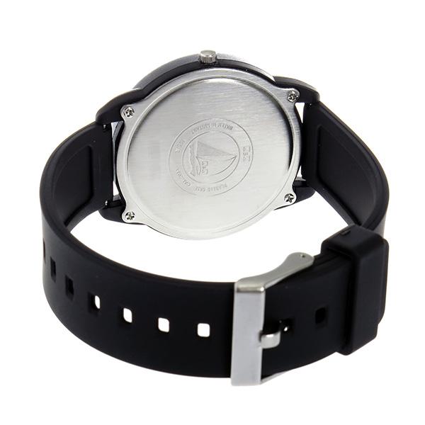 シチズン キューアンドキュー クオーツ ユニセックス 腕時計 時計 VR64-005 ブラック【ポイント10倍】【楽ギフ_包装】【inte_D1806】
