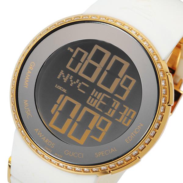 グッチ Iグッチ グラミー スペシャルエディション クオーツ メンズ 腕時計 YA114218【送料無料】【ポイント10倍】