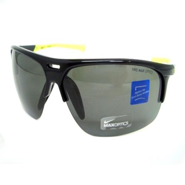 ナイキ NIKE RUN X2 サングラス ユニセックス EV0796-071 ブラック/イエロー