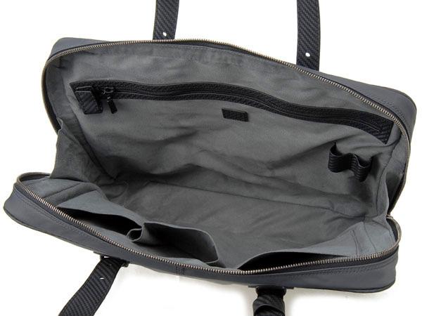 ダンヒル DUNHILL スーパーライト ビジネスバッグ メンズ L3N180A ブラック【ポイント10倍】