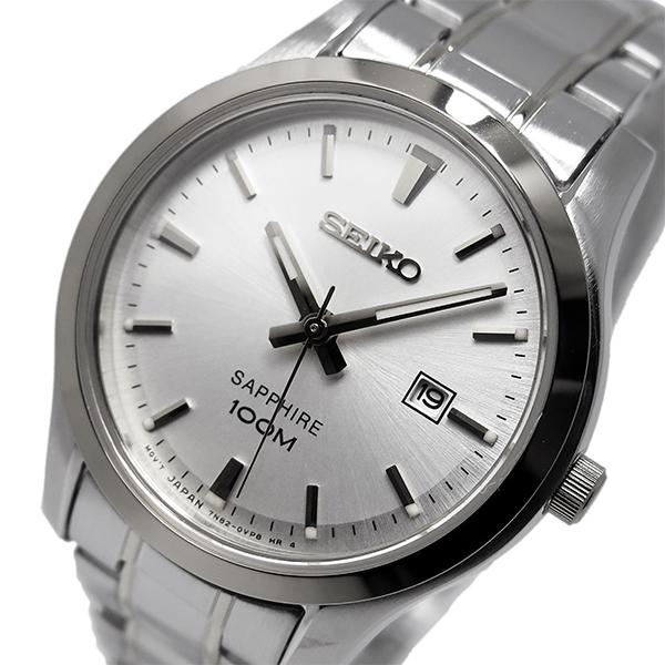 セイコー SEIKO クオーツ レディース 腕時計 時計 SXDG61P1 シルバー