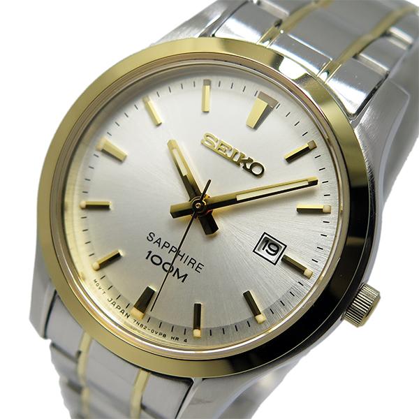 セイコー SEIKO クオーツ レディース 腕時計 時計 SXDG64P1 シルバー