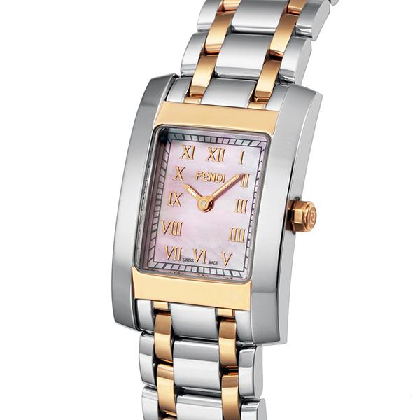 フェンディ FENDI クオーツ レディース 腕時計 F702270 ピンクパール【送料無料】【ポイント10倍】
