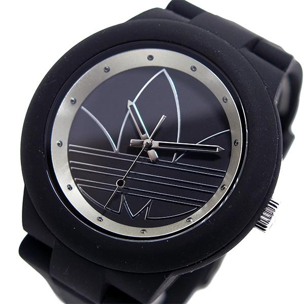 アディダス ADIDAS アバディーン クオーツ レディース 腕時計 時計 ADH3048 ブラック