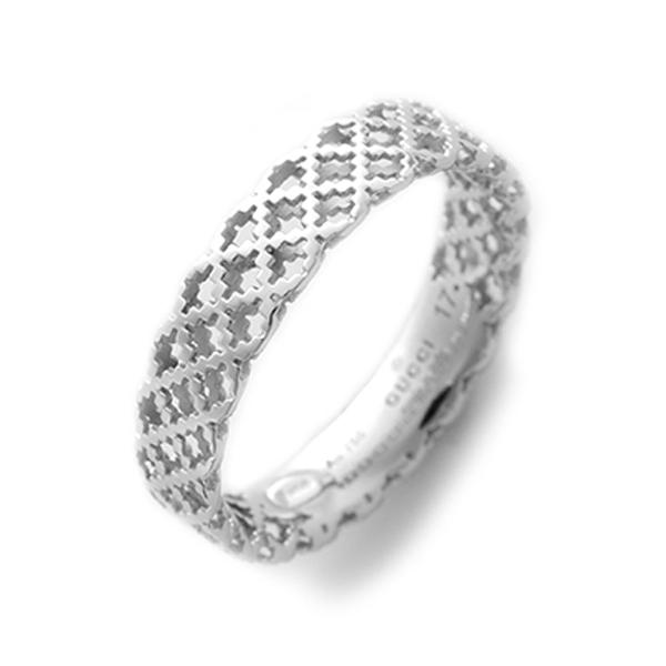 2021人気特価 グッチ GUCCI リング 指輪 レディース 9号 9号 リング 341236-J8500/9000 指輪/09 シルバー【送料無料】, ももたろうのしっぽ:dde632f6 --- dibranet.com