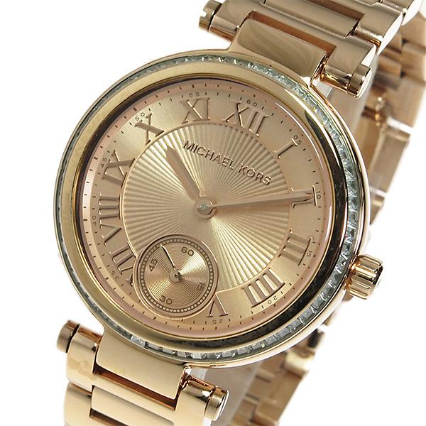 マイケルコース クオーツ レディース 腕時計 時計 MK5971 ピンクゴールド