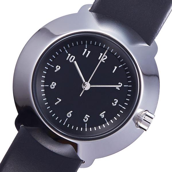 ピーオーエス POS ノーマル フジ F31-02/15BL2 クオーツ 腕時計 時計 NML020049 ブラック