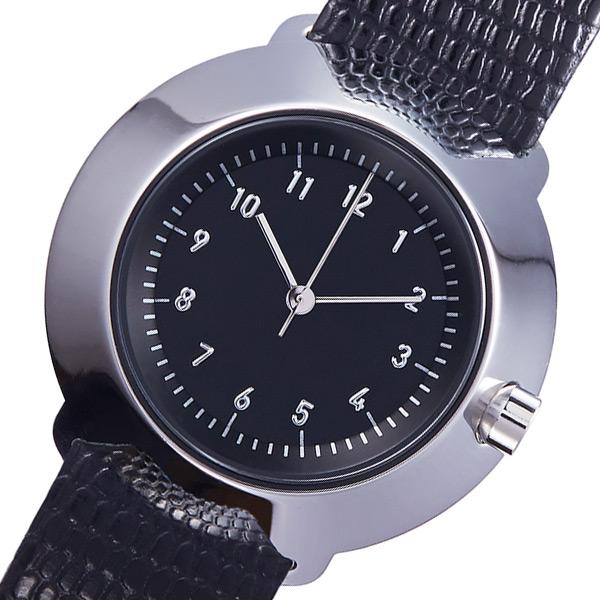 ピーオーエス POS ノーマル フジ F31-02/15DK2 クオーツ 腕時計 時計 NML020050 ブラック