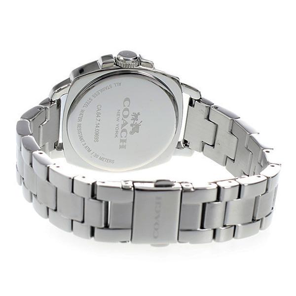 コーチ COACH クオーツ レディース 腕時計 14502126 シルバー【】【ポイント10倍】【楽ギフ_包装】