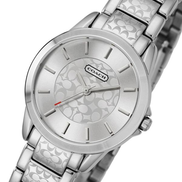 コーチ COACH ニュークラシックシグネチャー クオーツ レディース 腕時計 時計 14501609