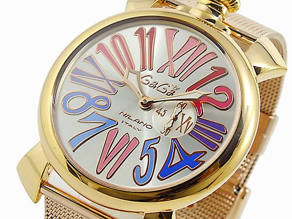 ガガミラノ GAGA MILANO 腕時計 5081-1【送料無料】