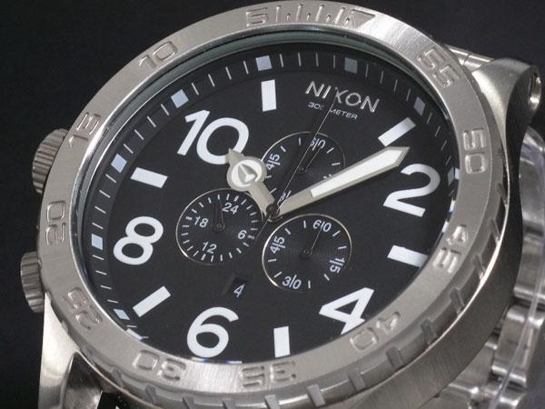 ニクソン NIXON 51-30 CHRONO 腕時計 時計 A083-000【S1】