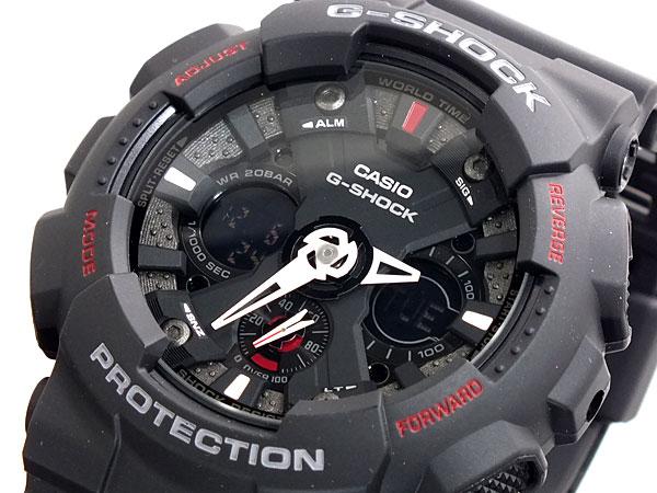 カシオ CASIO Gショック G-SHOCK デジアナ 腕時計 時計 GA120-1A