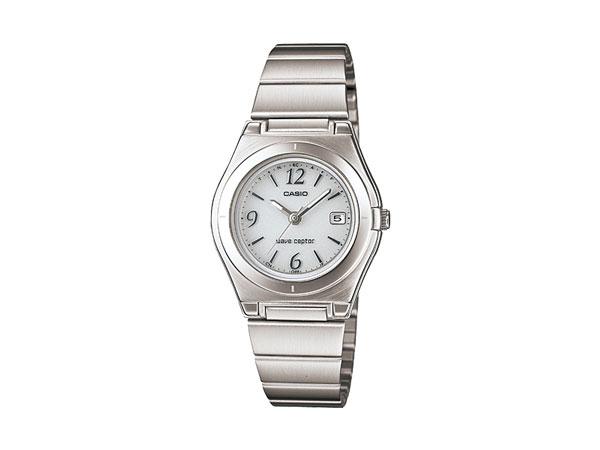 カシオ CASIO ウェーブセプター 電波ソーラー アナログ 腕時計 時計 LWQ-10DJ-7A1JF 国内正規