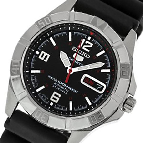 セイコー SEIKO 自動巻き メンズ 腕時計 時計 SNZD23J1 ブラック